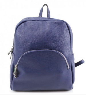 Leather Rucksack Backpack - choice of colours