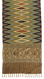 Brown Nam Lai Ceremonial Blanket