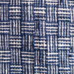 Indigo & White Tortoise Shell Cotton - Fabric