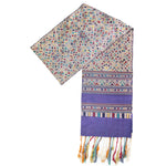 Lavendar Diamond Shoulder Cloth