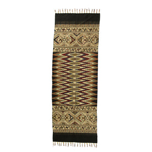 Black Nam Lai Ceremonial Blanket