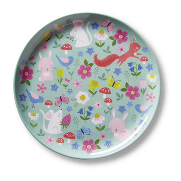 Melamine bordje backyard friends Crododile Creek