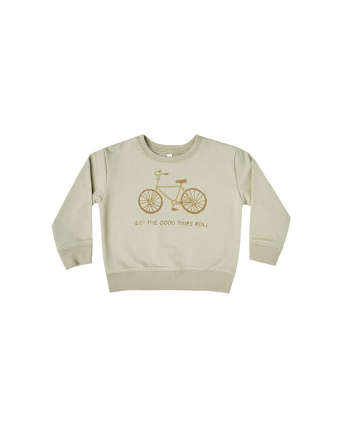 Bike sweatshirt Rylee & Cru