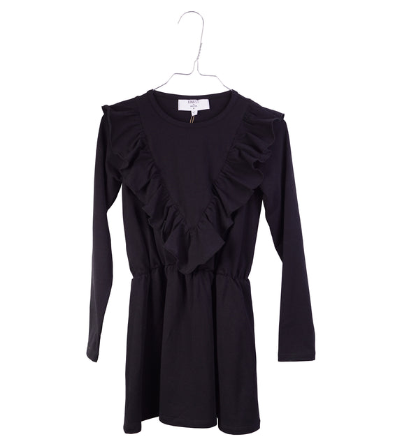 Black agnes dress Knast by Krutter