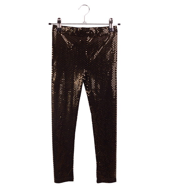 Black golden dot legging Knast by Krutter