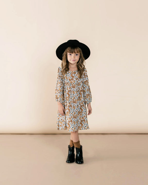 Bloom piper dress Rylee & Cru