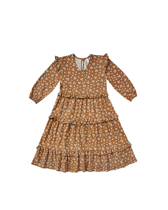 Ditsy mabel dress Rylee & Cru