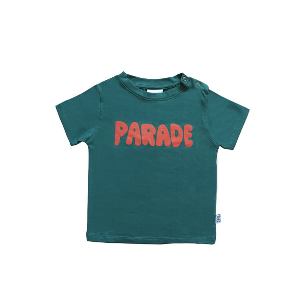 Green parade shirt One Day Parade