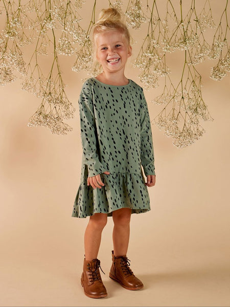 Fawn frill dress Mad About Mini
