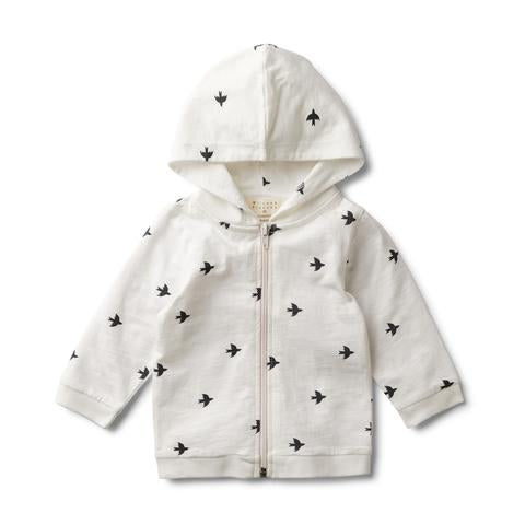 Fly away hooded jacket Wilson & Frenchy