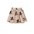 Skirt midi good mood sand One Day Parade
