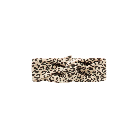 Snow leopard headband House of Jamie