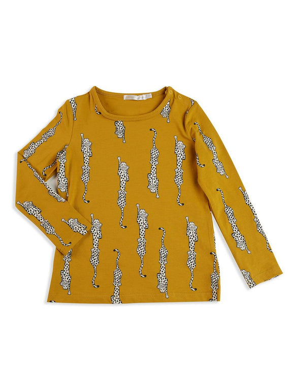 Leopard longsleeve Mad About Mini