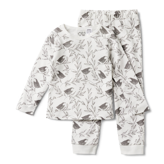 Little flow pyjama set Wilson & Frenchy