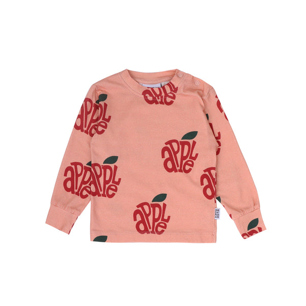 Longsleeve pink apple One Day Parade