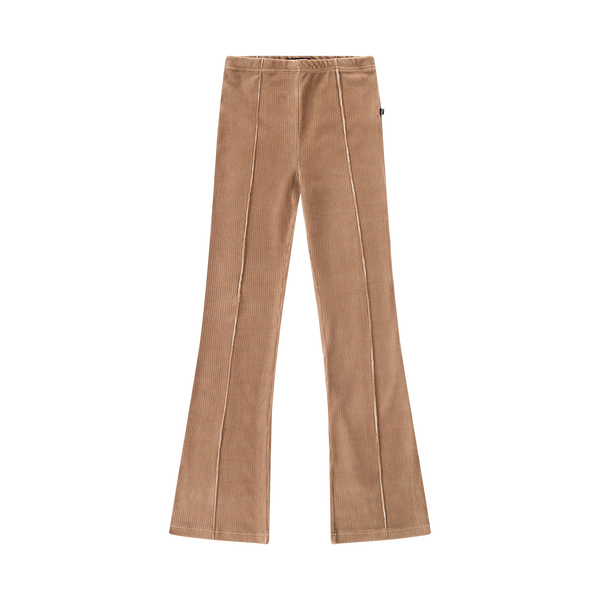 Flared mommy rib pants House of Jamie