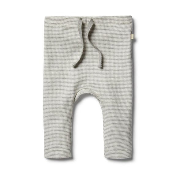 Organic cloud grey legging Wilson & Frenchy