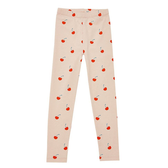 Pale cherry legging Iglo + Indi