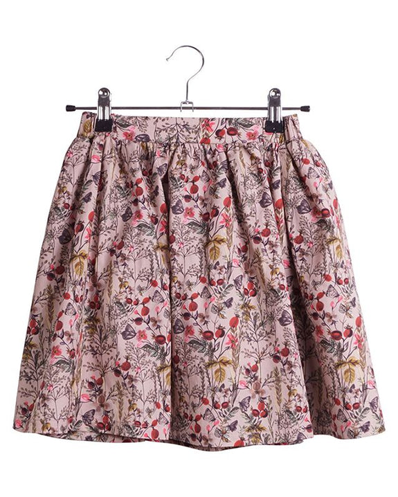 Rose flower skirt Knast by Krutter