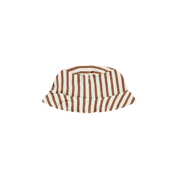 Summerhat Toffee stripes House of Jamie