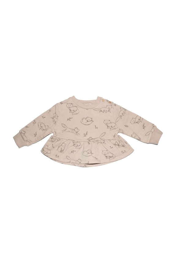 Sweatshirt Siberia Dear Mini