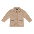 Teddie collar coat House of Jamie