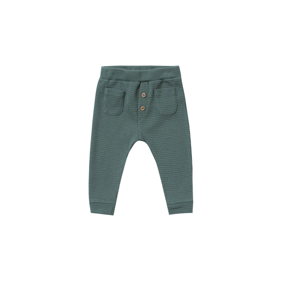 Thermal pants spruce Rylee & Cru