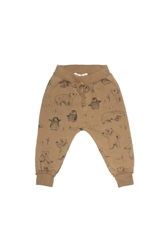 Trousers artic ochre Dear Mini