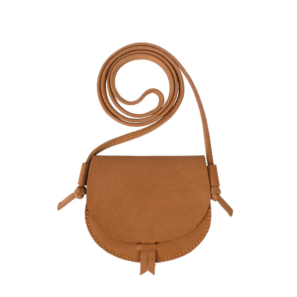 Mini purse cognac Boumy