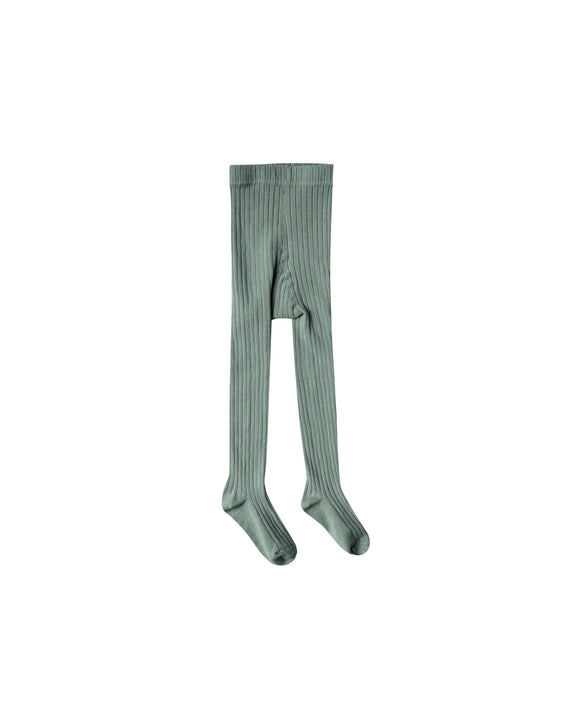 Rainforest ribbed tights Rylee & Cru