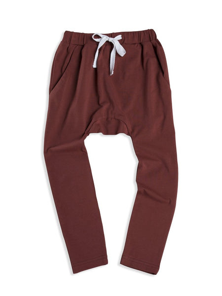 Red earth low slung pant Mad About Mini