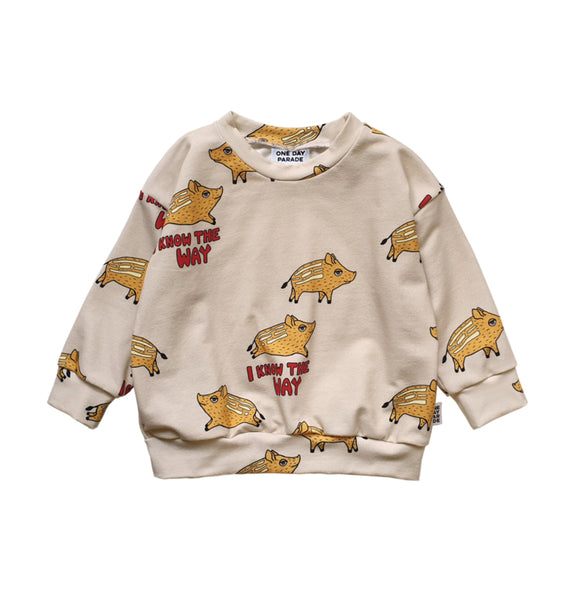 Wild boar sweater one Day Parade