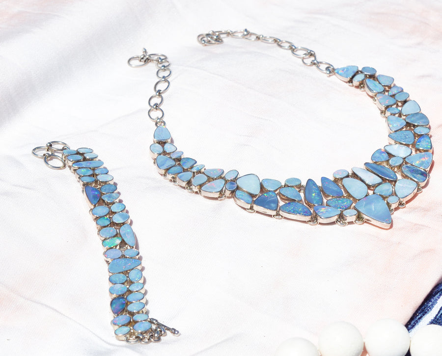 Queen of the Sea-Necklace