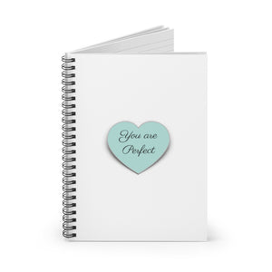 You are Perfect Notebook - Ruled Line