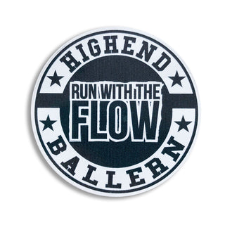 Highend Ballern Sticker