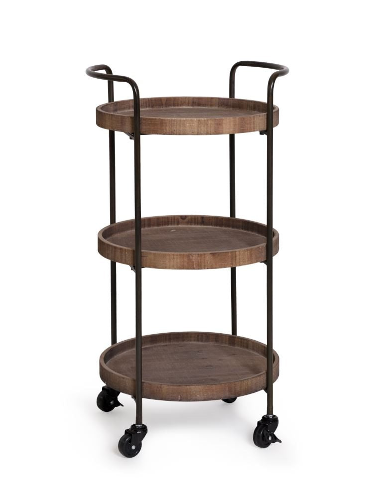 Trolley Bar Hendrick 3 tier