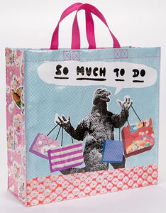 Shopper Bag- So Much To Do