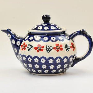 Teapot Small 700ml Floral Fern