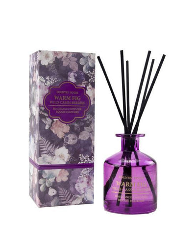 Diffuser Oil Reeds - Wild Fig - Tigerlily Gift Store