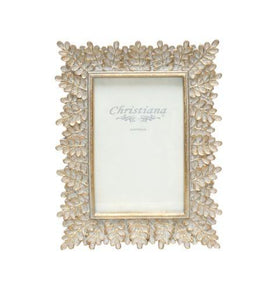 Gold Locust Photo Frame