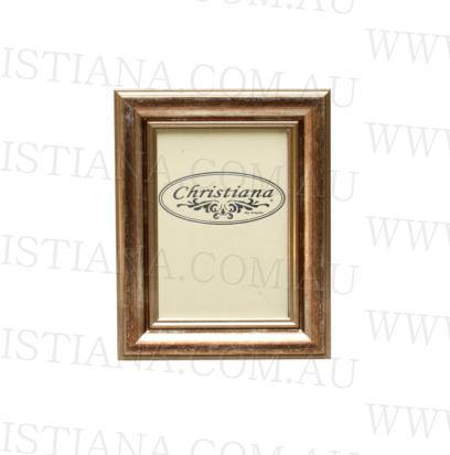 Rustic Gold Photo Frame