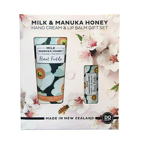 Gift Set Floral Fields (Hand & Lip)
