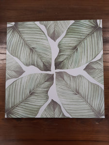 Leaf Canvas Wall Art