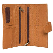 Load image into Gallery viewer, Leather Large Wallet