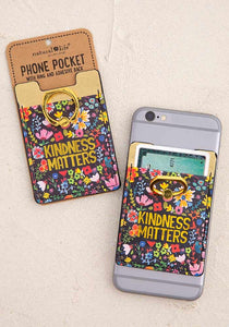 Phone Pocket Ring Kindness Matters
