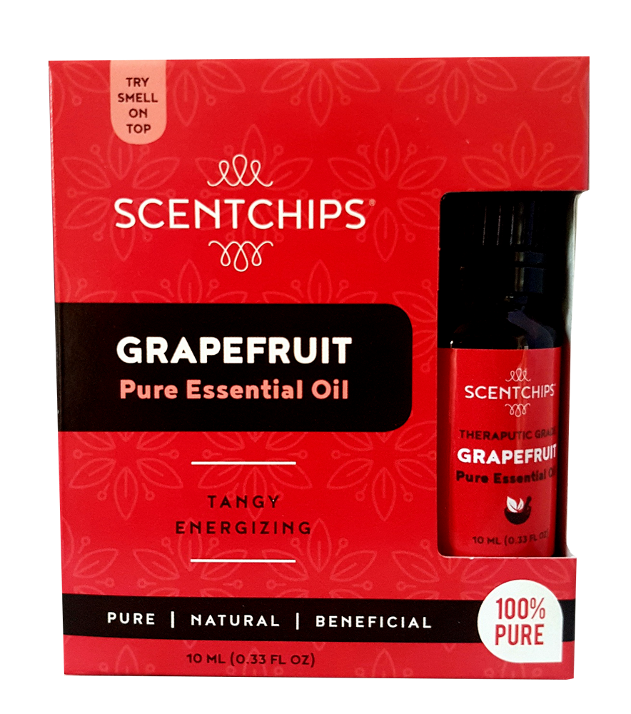 Grapefruit 100% Essential Oil - Tigerlily Gift Store