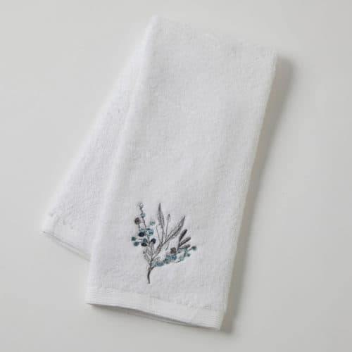 Berry Floral Hand Towel