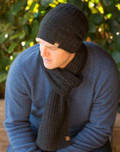 Load image into Gallery viewer, Possum & Merino Rib Beanie