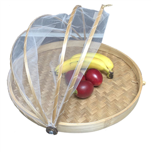 Bamboo Food Cover