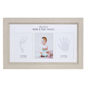 Baby Hand & Foot Print Frame